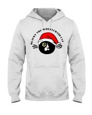 Blacky christmas Hoodie Hooded Sweatshirt front