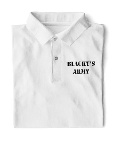 Blackys army POLO