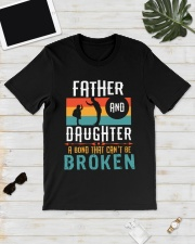 Father and Daughter Bond Shirt Classic T-Shirt lifestyle-mens-crewneck-front-17