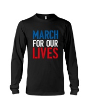 March for Our Lives Shirt Our Kids Matter Long Sleeve Tee thumbnail