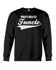 Funcle Shirt Funny Uncle T-Shirt Gift Idea Crewneck Sweatshirt thumbnail