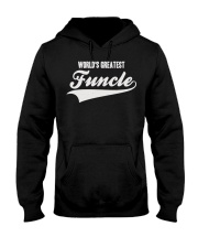 Funcle Shirt Funny Uncle T-Shirt Gift Idea Hooded Sweatshirt thumbnail