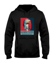 I Can't Breathe Justice for George Floyd Shirt Hooded Sweatshirt thumbnail