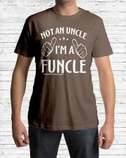 Funcle Shirt Funny Uncle T-Shirt Classic T-Shirt lifestyle-mens-crewneck-front-1