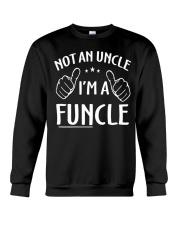 Funcle Shirt Funny Uncle T-Shirt Crewneck Sweatshirt thumbnail