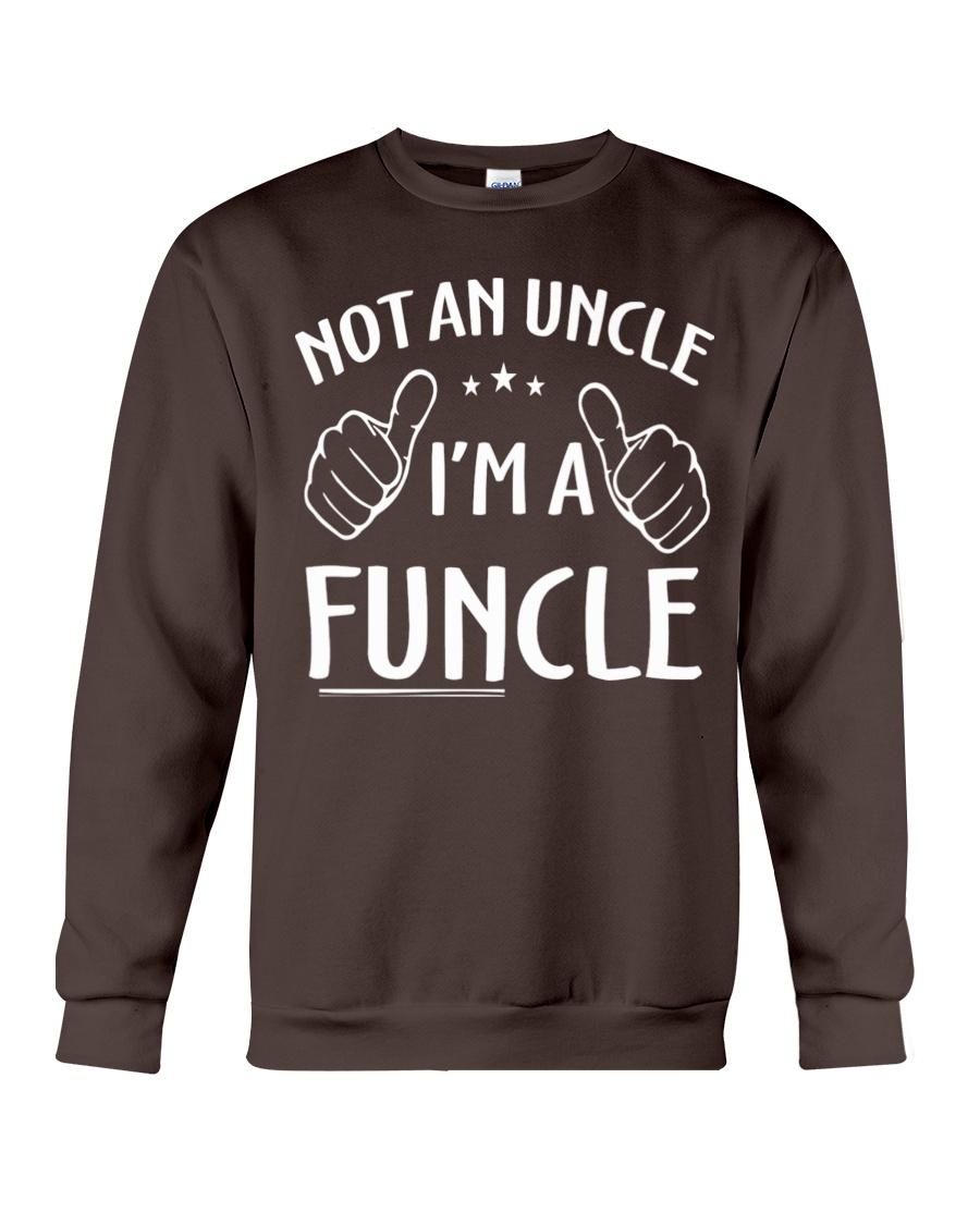 Funcle Shirt Funny Uncle T-Shirt Crewneck Sweatshirt