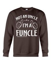 Funcle Shirt Funny Uncle T-Shirt Crewneck Sweatshirt front
