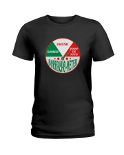 Cinco de Mayo Shirt Borracho Meter Ladies T-Shirt thumbnail