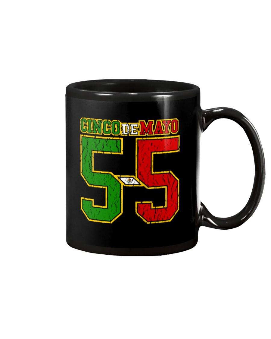 Cinco de Mayo Shirt 5 on 5 Mug