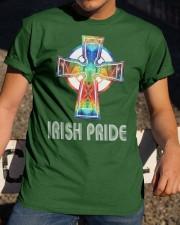Irish Pride  Classic T-Shirt apparel-classic-tshirt-lifestyle-28
