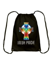 Irish Pride  Drawstring Bag thumbnail