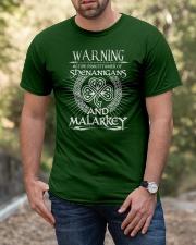 Shenanigans and Malarkey Classic T-Shirt apparel-classic-tshirt-lifestyle-front-53
