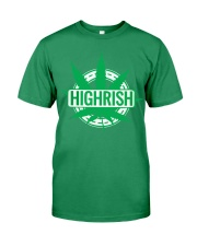 Funny Irish Stoner Shirt Weed Premium Fit Mens Tee thumbnail