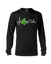 Shamrock Heartbeat Long Sleeve Tee tile
