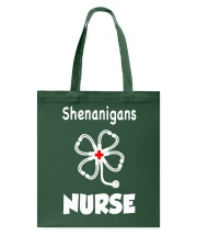 shenanigans nurse Tote Bag thumbnail