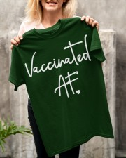 Funny Pro Vaccination Classic T-Shirt apparel-classic-tshirt-lifestyle-front-117
