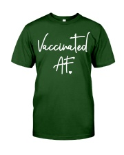 Funny Pro Vaccination Classic T-Shirt front