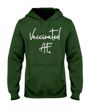 Funny Pro Vaccination Hooded Sweatshirt tile