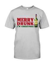 Merry Drunk I'm Christmas Classic T-Shirt thumbnail