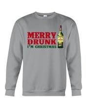 Merry Drunk I'm Christmas Crewneck Sweatshirt thumbnail