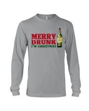 Merry Drunk I'm Christmas Long Sleeve Tee thumbnail