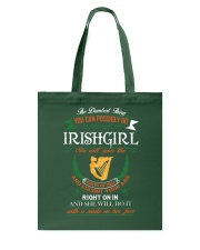 Irish Girl Tote Bag thumbnail