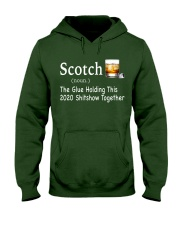 Scotch Glue 2020 Hooded Sweatshirt front
