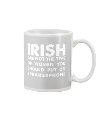 i'm Irish Are Not Type