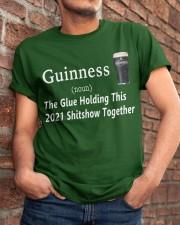 Guinness Glue 2021 Classic T-Shirt apparel-classic-tshirt-lifestyle-26