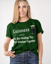Guinness Glue 2021 Classic T-Shirt apparel-classic-tshirt-lifestyle-front-100