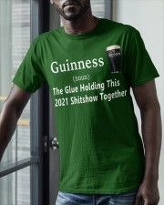Guinness Glue 2021 Classic T-Shirt apparel-classic-tshirt-lifestyle-front-39
