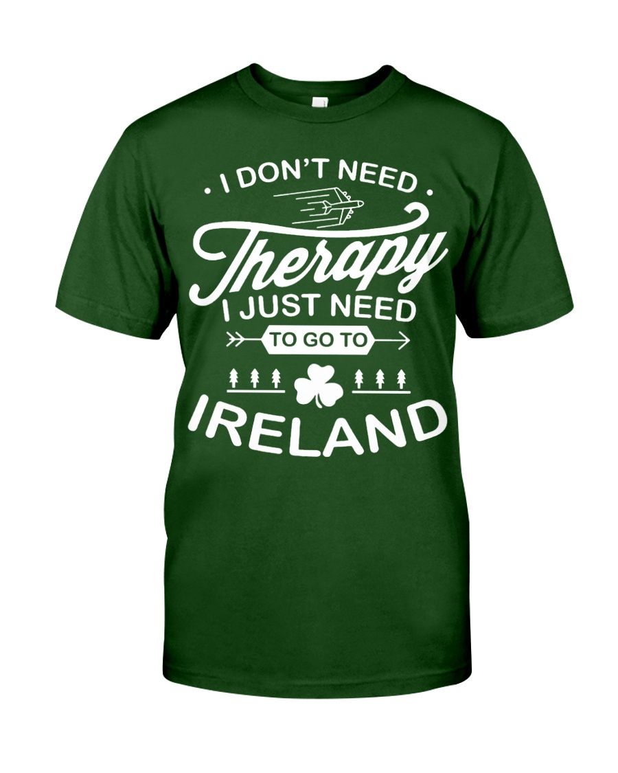 Go to Ireland Classic T-Shirt