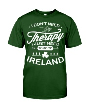Go to Ireland Classic T-Shirt tile