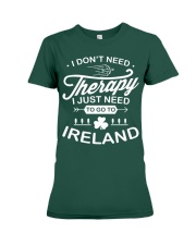 Go to Ireland Premium Fit Ladies Tee thumbnail