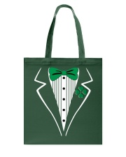 Irish Tuxedo Costume Tote Bag tile