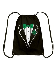 Irish Tuxedo Costume Drawstring Bag thumbnail