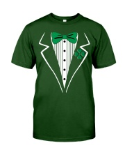 Irish Tuxedo Costume Classic T-Shirt tile