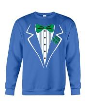 Irish Tuxedo Costume Crewneck Sweatshirt thumbnail