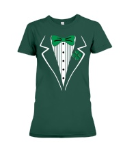 Irish Tuxedo Costume Premium Fit Ladies Tee thumbnail