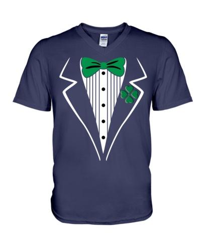 Irish Tuxedo Costume