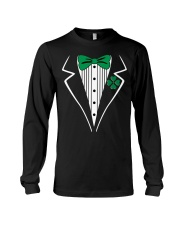 Irish Tuxedo Costume Long Sleeve Tee thumbnail