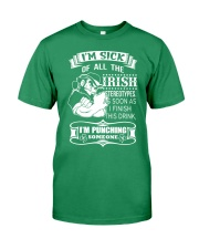 I'm Punching Someone Premium Fit Mens Tee thumbnail