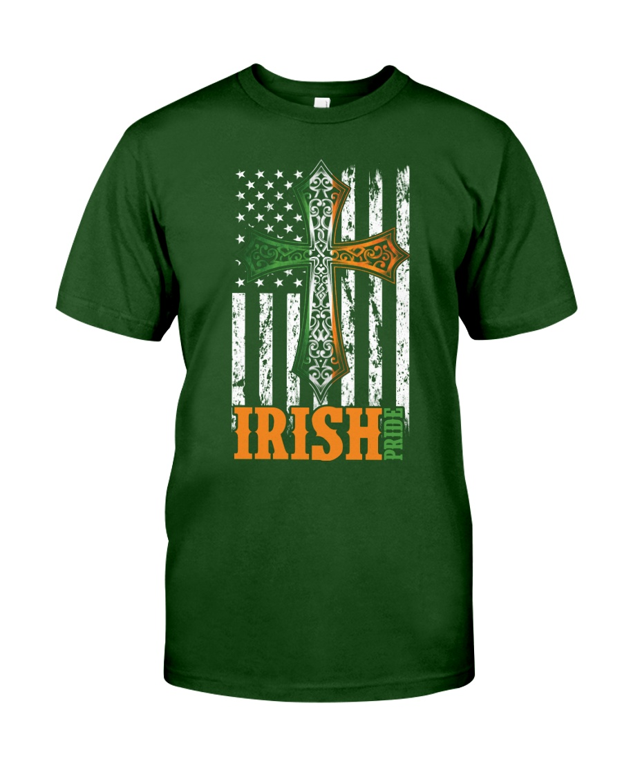 Irish Pride  Classic T-Shirt