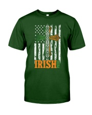 Irish Pride  Classic T-Shirt front