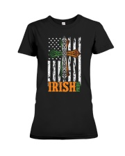 Irish Pride  Premium Fit Ladies Tee thumbnail