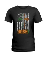 Irish Pride  Ladies T-Shirt thumbnail