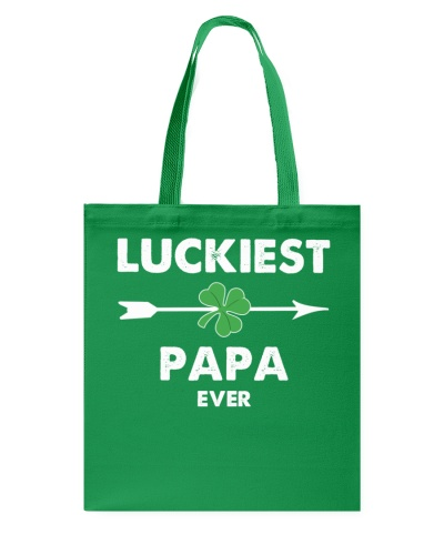 Luckiest PaPa ever