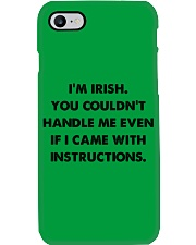 i'm Irish Phone Case tile