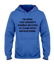 i'm Irish Hooded Sweatshirt thumbnail