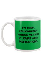 i'm Irish Mug back